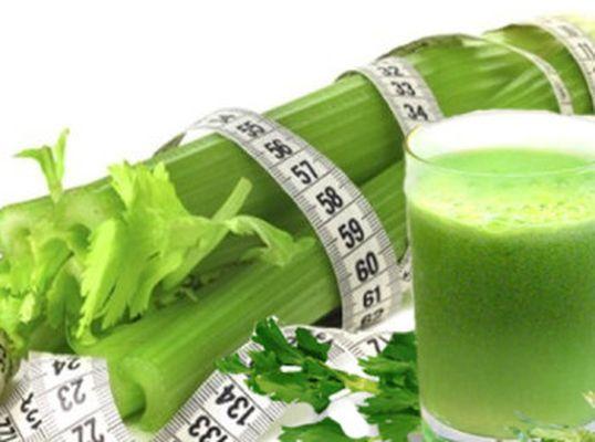 Сельдерей диетическийы для похудения